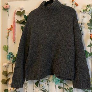H&M Chunky turtleneck sweater